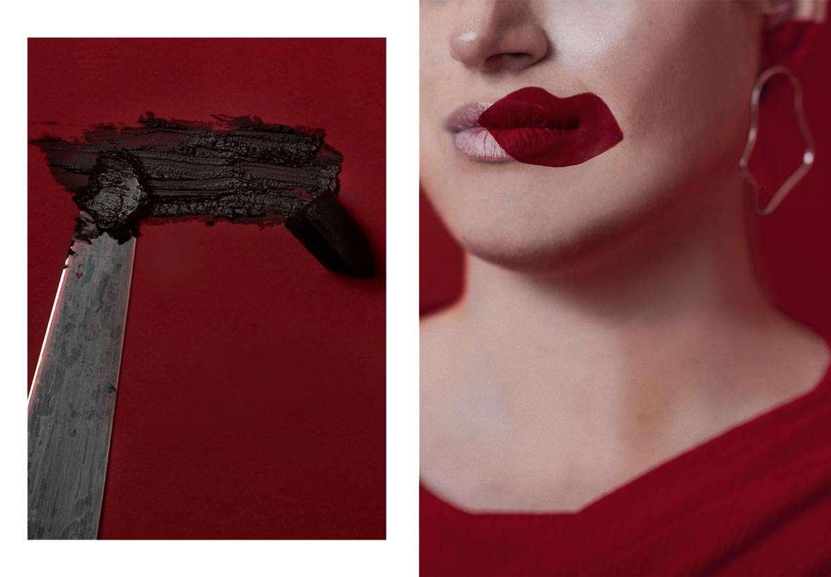 Red lines - photography amit zantkern עמית זאנטקרן צילופ אופנה מגזין אר ARE mag