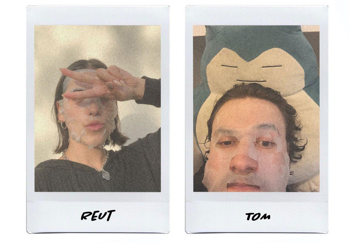 מסכות פנים לקורונה - מסכות הפנים הקוסמטיות המועדפות על מוות מגזין ARE מסכה לפנים מסכת פנים