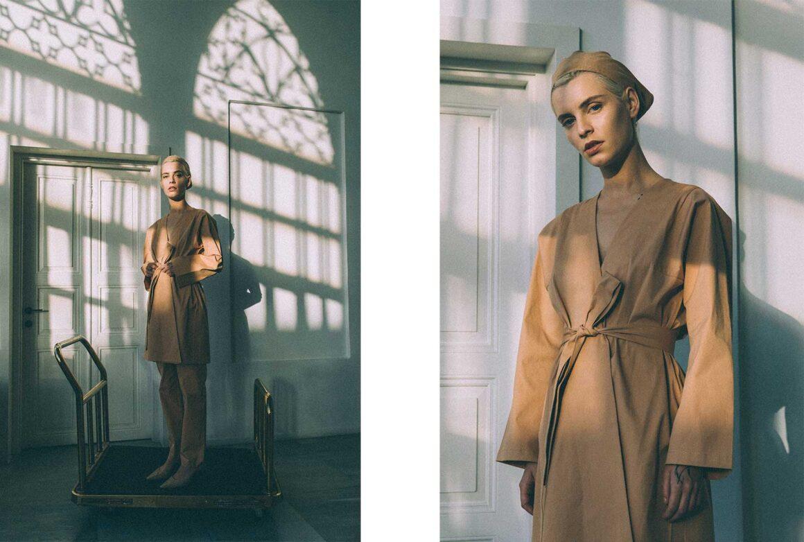 הפקת אופנה דרסקוד מגזין האופנה הישראלי ARE יריד הדרסקוד
